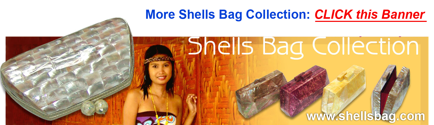 Fashion Shells Bag