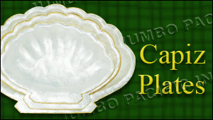 capiz plates