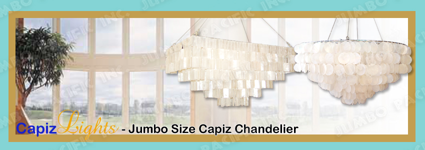 Capiz Chandelier Lamps Wind Chimes Philippine Home Decor Products