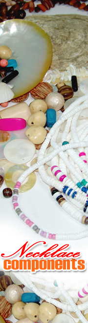 Components in making Fashion Jewelry
