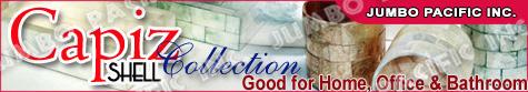 Capiz shell kitchen utensil products