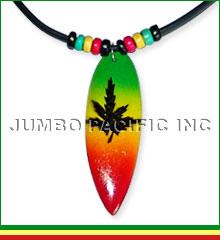 antique black tribal necklace