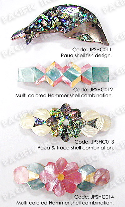 fashion hairclips or hair clips