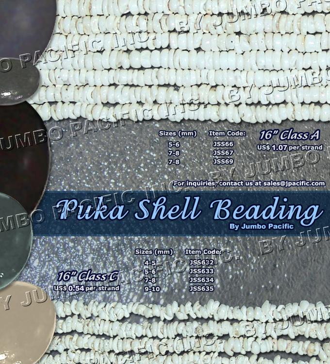 , Puka Shell, Fashion Jewelry Wholesale, Fashion Jewelry Wholesale
