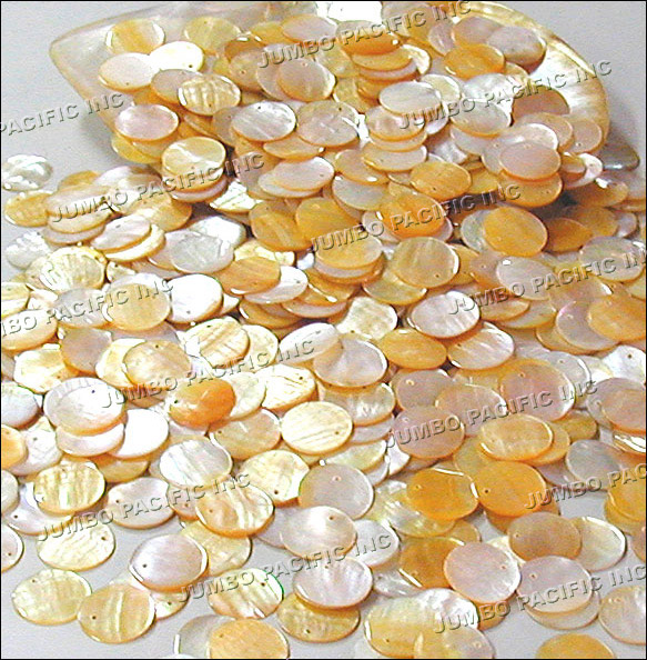 Mother of Pearl Shell Chips